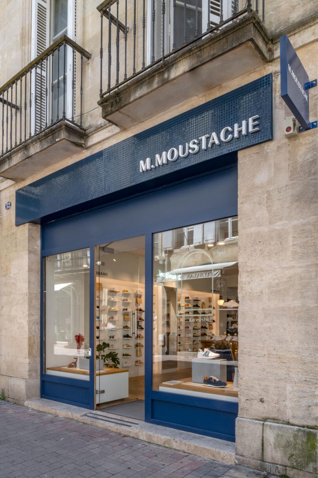Studio Farniente - M. Moustache Bordeaux