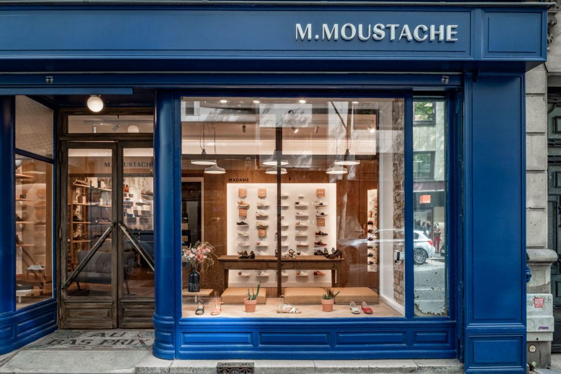Studio Farniente - M. Moustache Jaurès