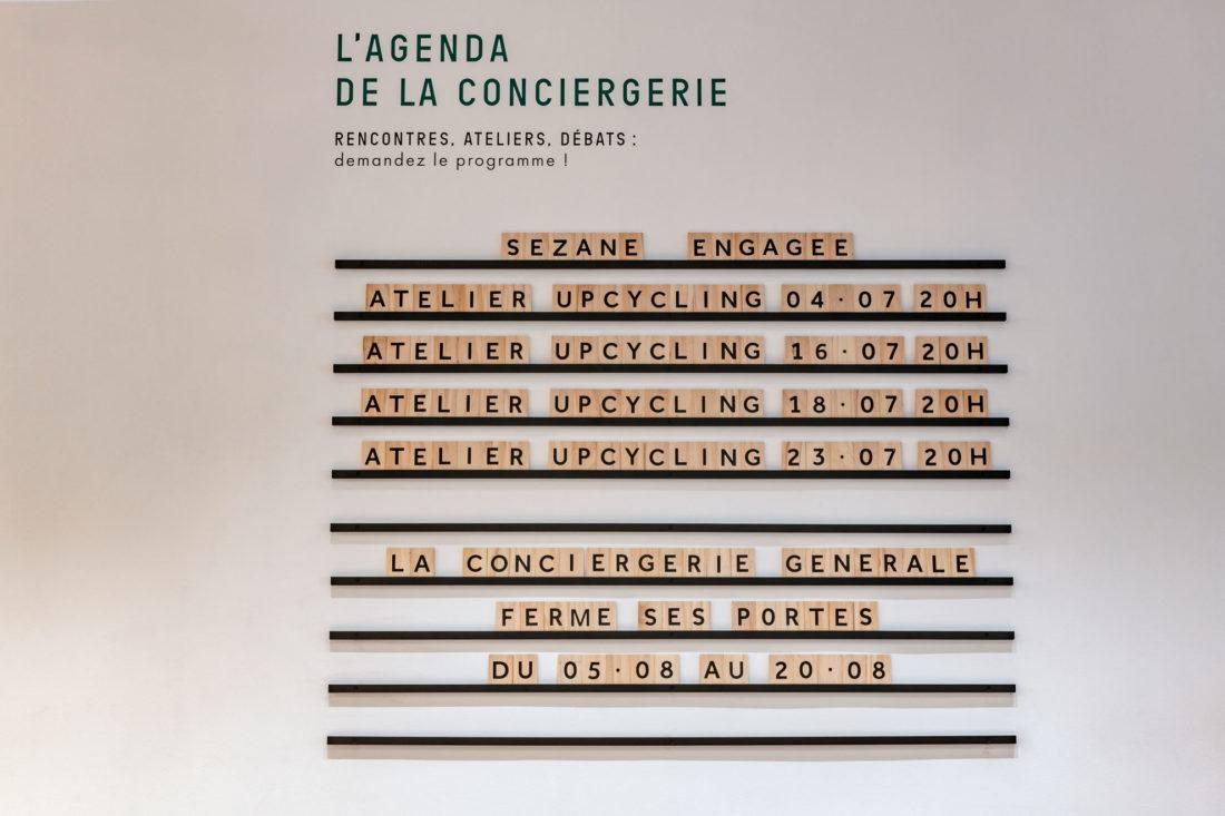 Studio Farniente - Conciergerie générale Sézane