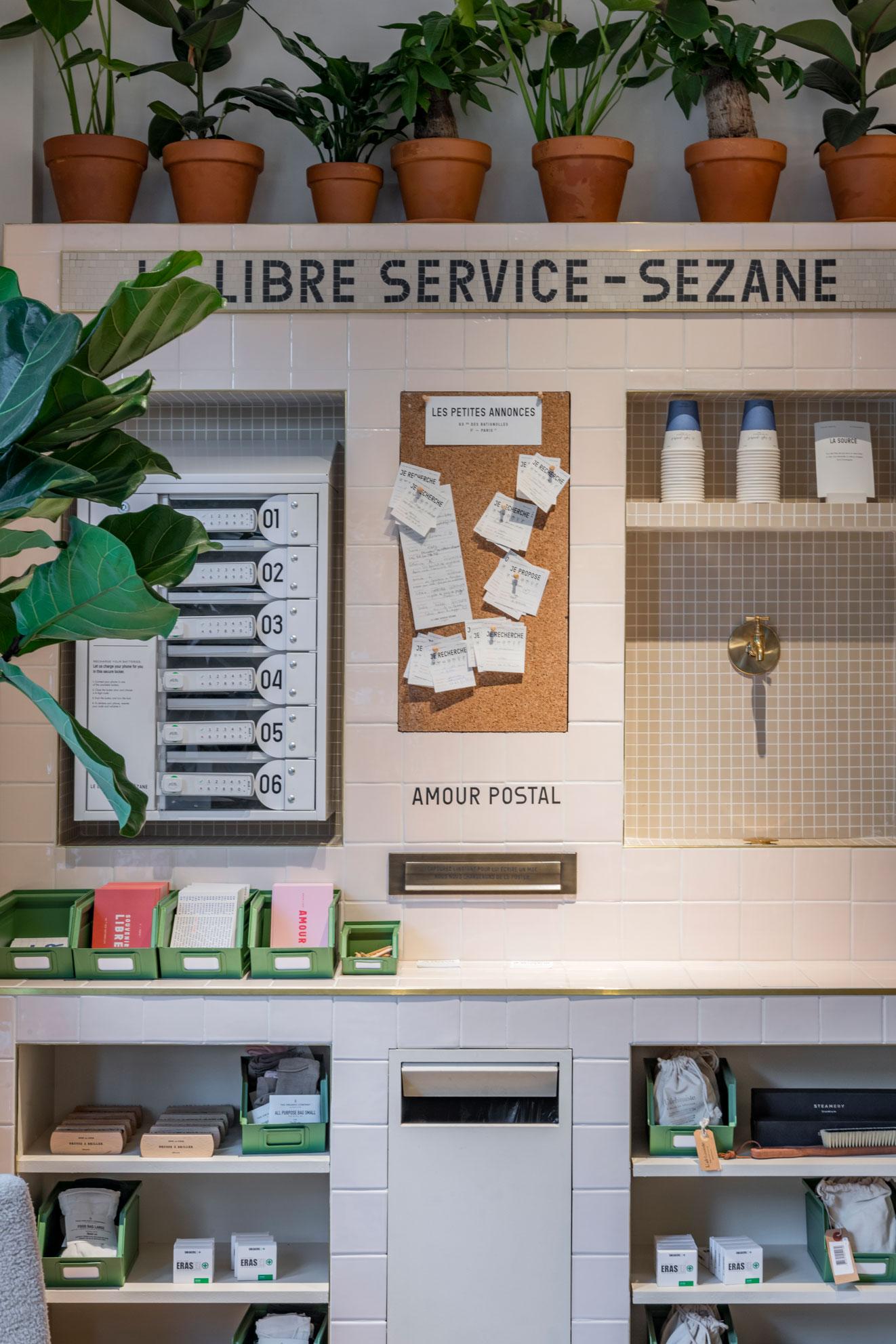 Studio Farniente - Sézane Batignolles